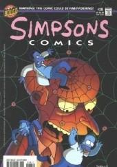 Okładka książki Simpsons Comics #38 - Dullards to Donuts Matt Abram Groening,Bill Morrison