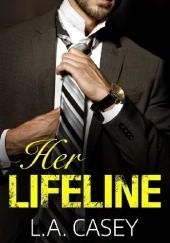Okładka książki Her Lifeline L.A. Casey