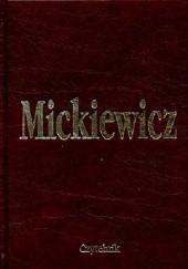 Okładka książki Dzieła. Tom IV. Pan Tadeusz Adam Mickiewicz