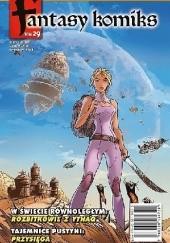 Okładka książki Fantasy Komiks t. 29 praca zbiorowa