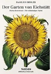 Okładka książki Der Garten von Eichstätt. Hortus Eystettensis. Basilius Besier