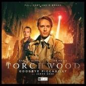 Okładka książki Torchwood: Goodbye Piccadilly James Goss