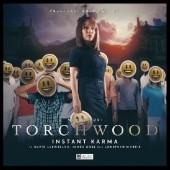 Okładka książki Torchwood: Instant Karma James Goss,David Llewellyn,Jonathan Morris