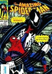 Okładka książki The Amazing Spider-Man 5/1995 Tom DeFalco,Howard Mackie,Mark Bagley,Alex Saviuk