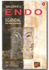 Okładka książki Scandal Shūsaku Endō