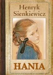 Okładka książki Hania Henryk Sienkiewicz