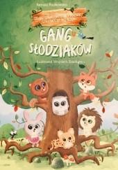 Okładka książki Co się stanie na leśnej polanie, czyli wesołe przygody Gangu Słodziaków Renata Piątkowska