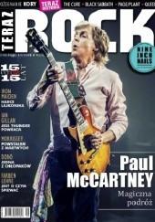 Okładka książki Teraz Rock 9/2018 (187) Redakcja magazynu Teraz Rock