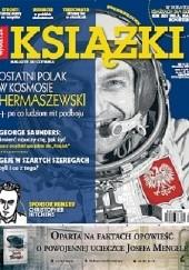 Okładka książki Książki. Magazyn do czytania, nr 4 (31) / wrzesień 2018 Redakcja magazynu Książki
