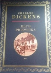 Okładka książki Klub Pickwicka Tom 2