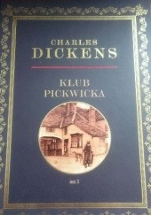 Okładka książki Klub Pickwicka Tom 3 Charles Dickens