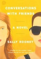 Okładka książki Conversations with Friends Sally Rooney