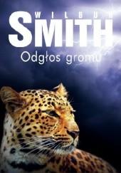 Okładka książki Odgłos gromu Wilbur Smith