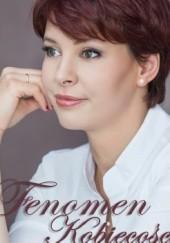 Okładka książki Fenomen Kobiecości Monika Szadkowska