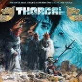 Okładka książki Thorgal - Prawie Raj. Trzech Starców z Krainy Aran. Grzegorz Rosiński,Jean Van Hamme