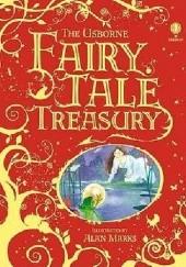 Okładka książki Fairytale Treasury Rosie Dickins