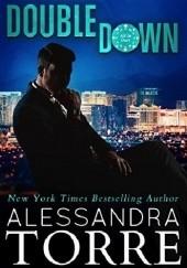 Okładka książki Double Down Alessandra Torre