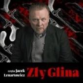 Okładka książki Zły glina Andrzej W. Sawicki