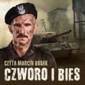 Okładka książki Czworo i Bies Krzysztof Piskorski