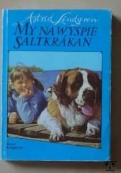 Okładka książki My na wyspie Saltkrakan Astrid Lindgren