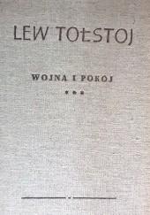 Okładka książki Wojna i Pokój Tom 3