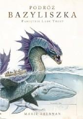 Okładka książki Podróż Bazyliszka Marie Brennan