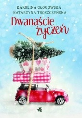 Okładka książki Dwanaście życzeń Karolina Głogowska,Katarzyna Troszczyńska