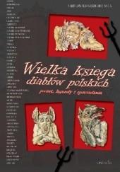 Okładka książki Wielka księga diabłów polskich Bartłomiej Grzegorz Sala