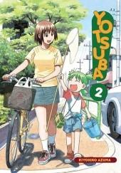 Okładka książki Yotsuba! #2 Kiyohiko Azuma