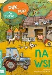 Okładka książki Puk, puk co słychać... na wsi Mariusz Niemycki