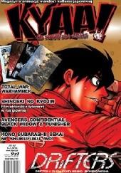 Okładka książki Kyaa! nr 45 Redakcja magazynu Kyaa!