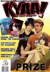 Okładka książki Kyaa! nr 46 Redakcja magazynu Kyaa!
