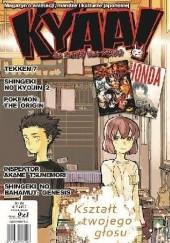 Okładka książki Kyaa! nr 51 Redakcja magazynu Kyaa!