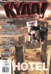 Okładka książki Kyaa! nr 52 Redakcja magazynu Kyaa!