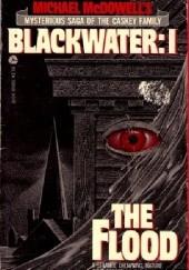 Okładka książki The Flood Michael McDowell