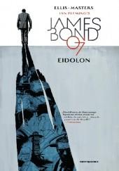 Okładka książki James Bond 007. Eidolon Warren Ellis,Jason Masters