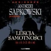 Okładka książki Lekcja samotności Przemysław Gul