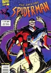 Okładka książki The Amazing Spider-Man 11/1997 Tom DeFalco,Howard Mackie,Sal Buscema,Mike Manley