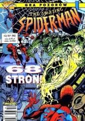 Okładka książki The Amazing Spider-Man 12/1997 Howard Mackie,Tom Lyle,Mark Bagley,J. M. DeMatteis,Steven Butler
