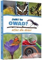 Okładka książki Jaki to owad? Atlas dla dzieci Jacek Twardowski,Kamila Twardowska