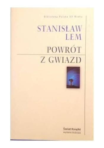 Okładka książki Powrót z gwiazd Stanisław Lem
