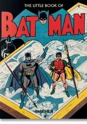 Okładka książki The Little Book of Batman Paul Levitz