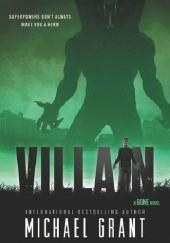 Okładka książki Villain Michael Grant