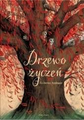 Okładka książki Drzewo życzeń Katherine Alice Applegate,Sara Olszewska