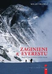 Okładka książki Zaginieni z Everestu Milan Vranka