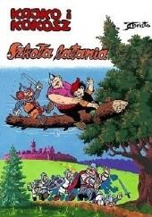 Okładka książki Szkoła latania Janusz Christa
