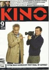 Okładka książki Kino, nr 9 /wrzesień 2018 Redakcja miesięcznika Kino