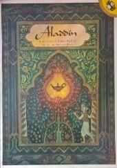 Okładka książki Alladin Andrew Lang