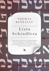 Okładka książki Lista Schindlera Thomas Keneally