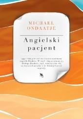 Okładka książki Angielski pacjent Michael Ondaatje